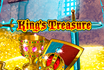 King's Treasure новая игра Вулкан